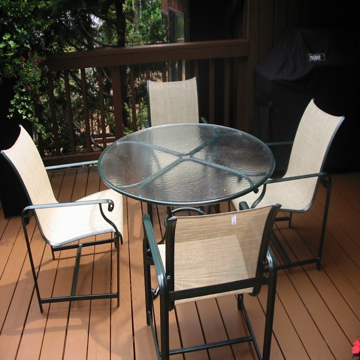 How To Replacement Slings Patio Furniture Island